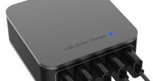 اسمارٹ فونز کو پانچ منٹ میں چارج کرنے والا جدید چارجر