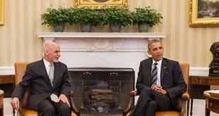 امریکی صدر اور اشرف غنی میں ویڈیوکانفرنس رابطہ، حکومت اور طالبان کے مذاکرات پر تبادلہ خیال