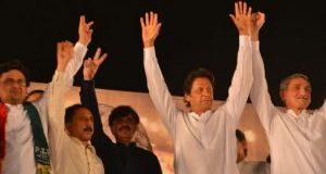 بھارت طاقت کے بل پر کشمیریوں کو غلام نہیں بناسکتا،عمران خان، ٹیکسلا میں جلس