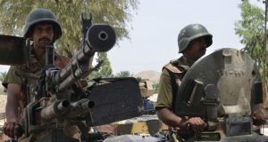 کشمیر: فوجی نقل و حرکت تیز، بوفرز ایل او سی پر نصب