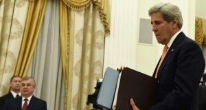 روس بمباری روکے، ورنہ معاہدہ معطل کر دیں گے،امریکی وزیر خارجہ جان