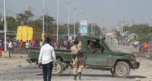 صومالیہ میں فوجی قافلے پر حملہ، جنرل سمیت چھ افراد ہلاک