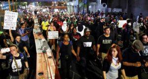 امریکہ: شارلٹ میں حالات کشیدہ، احتجاج جاری
