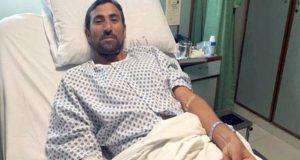 قومی ٹیسٹ کرکٹر یونس خان بیماری کے باعث اسپتال میں داخل