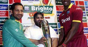 پاکستان اور ویسٹ انڈیز پہلے ٹی ٹوئنٹی میچ میں آج مدمقابل ہوں گے