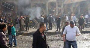 شام میں خودکش حملے میں اپوزیشن رکن سمیت 12 افراد ہلاک