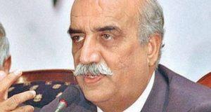 وزیراعظم نے مسئلہ کشمیر پر درست موقف پیش کیا، خورشید شاہ
