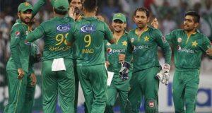 دوسرے ٹی ٹوئنٹی میں پاکستان نے ویسٹ انڈیز کو شکست دے کر سیریز اپنے نام کرلی