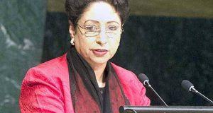 بھارتی مظالم کو تمام عالمی فورمز پر بے نقاب کیا جائے گا، ملیحہ لودھی
