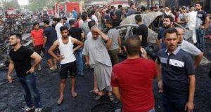 بغداد میں خود کش حملے میں 7 افراد ہلاک، 28 زخمی