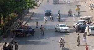 کراچی میں فائیو اسٹار چورنگی پر فائرنگ سے ٹریفک پولیس سب انسپکٹر جاں بحق