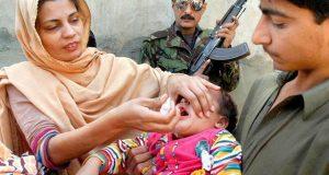 کراچی اور اسلام آباد سمیت ملک کے مختلف علاقوں میں انسداد پولیو مہم