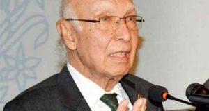 پاکستان کا پانی روکنے کی بھارتی کوشش اعلان جنگ تصور کی جاسکتی ہے، سرتاج عزيز
