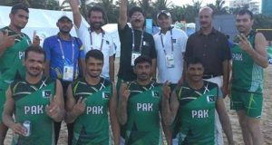 پاکستان نے بھارت کوشکست دیکر ایشین بیچ کبڈی چیمپئن کا ٹائٹل اپنے نام کرلیا