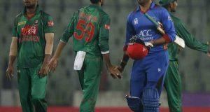 بنگلادیش کو دوسرے ون ڈے میں افغانستان کے ہاتھوں شکست