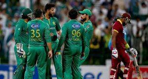 پاکستان نے پہلے ون ڈے میں ویسٹ انڈیز کو 111 رنز سے شکست دیدی