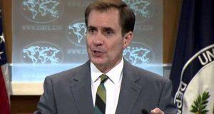 کشیدگی کم کرنے کیلئے پاکستان اور بھارت سے رابطے میں ہیں، امریکا