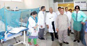 راولپنڈی8لاکھ11ہزار700بچوں کو پولیو کے قطرے پلائے جائینگے، ڈاکٹر ارشد علی صابر