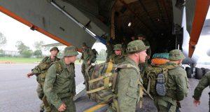 روسی فوجی پاکستان پہنچ گئے، مشترکہ جنگی مشقیں کل سے شروع ہوں گی