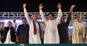 عمران خان کی وزیراعظم کو احتساب کے لئے محرم تک کی ڈیڈ لائن