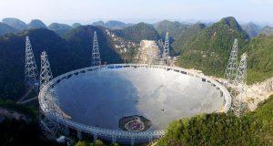 خلائی مخلوق کی تلاش کیلیے دنیا کی سب بڑی ریڈیائی دوربین تیار