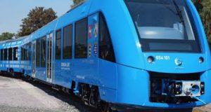 جرمنی میں دنیا کی پہلی ماحول دوست ہائیڈروجن مسافر ٹرین تیار