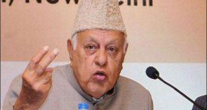 پاکستان و بھارت سیز فائر معاہدے پر عمل کریں، فاروق عبداللہ