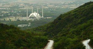 گریس سٹی ایکشن پلان کا آغاز، میئر نے اسلام آباد گرین چارٹر پر دستخط کر دئیے