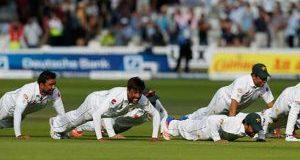 پاکستانی کھلاڑیوں کوپش اپس لگانےسےروک دیاگیا