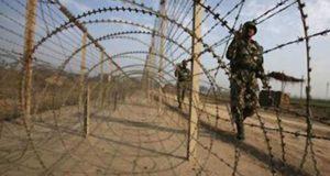 بھارتی فوج کی اشتعال انگزیوں کا سلسلہ جاری بھمبر سیکٹر میں توپیں خاموش کرادی گئیں