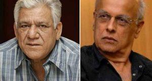 اوم پوری اورمہیش بھٹ بھی پاکستانی فنکاروں کی حمایت میں بول پڑے