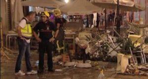 اسپین کے ریسٹورنٹ میں سیلنڈر دھماکا، 77 افراد زخمی