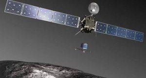 روزیٹا خلائی جہاز 12 سال کے بعد دمدار ستارے پر پہنچ گیا