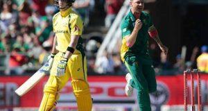 جنوبی افریقا نے دوسرے ون ڈے میں بھی آسٹریلیا کو شکست دیدی