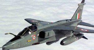 بھارتی فضائیہ کا تربیتی طیارہ پوکھران میں گرکر تباہ