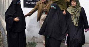 قابض بھارتی فوج نے خاتون حریت رہنما آسیہ اندرابی کو حراست میں لے لیا