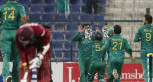 پاکستان نے ٹی ٹوئنٹی کے بعد ون ڈے میں بھی ویسٹ انڈیز کو وائٹ واش کردیا