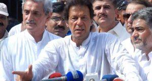 حکمرانوں کی کرپشن کے خلاف 30 اکتوبر کو پوری قوم اسلام آباد آئے، عمران خان