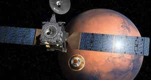 یورپی خلائی جہازنے مریخ پر اترنے کے بعد کوئی سگنل نہیں بھیجا