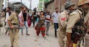 مقبوضہ کشمیر میں ریاستی ظلم کے خلاف احتجاج کرنیوالے سرکاری ملازمین برطرف