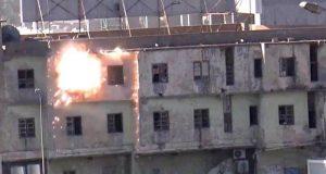 داعش کا عراقی شہر کرکوک پر حملہ، 15 خواتین سمیت 37 ہلاک