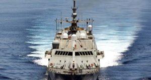 امریکی بحری جہاز جنوبی بحیرہ چین میں داخل، بیجنگ کی وارننگ