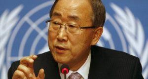 اقوام متحدہ کے سیکرٹری جنرل کی شام میں اسکول پر بمباری کی تحقیقات کی ہدایت