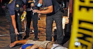 فلپائن میں پولیس مقابلے کے دوران منشیات اسمگلر میئر ساتھیوں سمیت ہلاک