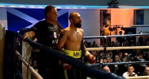 باکسنگ مقابلے میں زخمی ہونے والے سکاٹش باکسر چل بسے