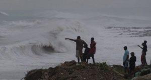 ہیٹی میں شدید سمندری طوفان، ساحلی علاقے زیر آب آگئے