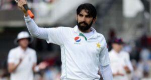 پاکستان کی کرکٹ ٹیم کی سب سے بڑی خوبی خود اعتمادی ہے:مصباح الحق