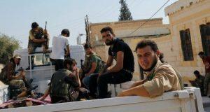 داعش کے لیے علامتی اہم علاقے دابق میں شامی باغیوں کی پیشقدمی