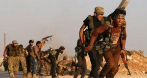 شام میں ترک حمایت یافتہ باغیوں کا دابق پر قبضے کا دعویٰ
