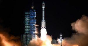 چین خلائی شٹیشن کےمشن کے لیے تیار